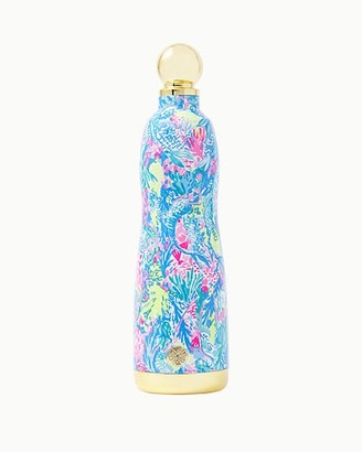 Lilly Pulitzer 24 Oz Squeeze The Day Water Bottle