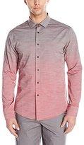 Vince Camuto Men's Spread Collar Shirt