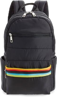 Sondra Roberts Rainbow Web Backpack