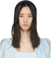 Sophie Buhai Navy Classic Puffy Headband