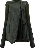 Rick Owens oversized jacket