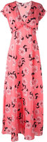 P.A.R.O.S.H. floral print dress - women - Silk/Spandex/Elastane - XS