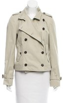 Dolce & Gabbana Double-Breasted Trench Coat w/ Tags