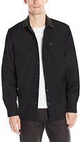Volcom Men's Larkin Long-Sleeve Shirt Jacket
