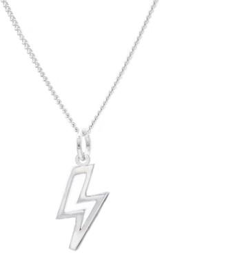 Litzi Lightning Bolt Pendant