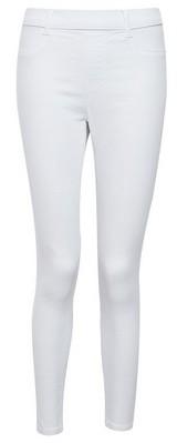Dorothy Perkins Womens Organic White Eden Ankle Grazer Denim Jeggings, White