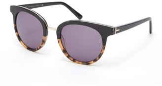 Ted Baker Full Rim 52mm Sunglasses