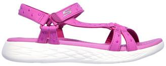 Skechers On-The-Go 600 - Luminous 16318 Pur Sandal