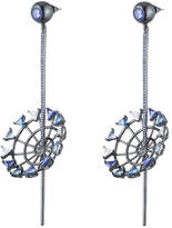 Eddie Borgo Apollo Long Drop Earrings