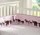 Pottery Barn Kids Animal Parade Crib Sheeting