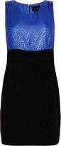 Lulu & CO. Velvet Skirt Tulip Dress