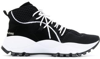 Calvin Klein Jeans Mesh Panel Sneakers