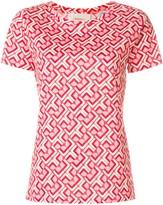 La DoubleJ print short-sleeve T-shirt