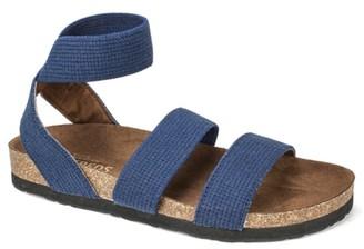White Mountain Harlequin Sandal
