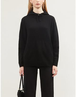 People's Republic Of Cashmere Kangaroo-pocket cashmere hoody