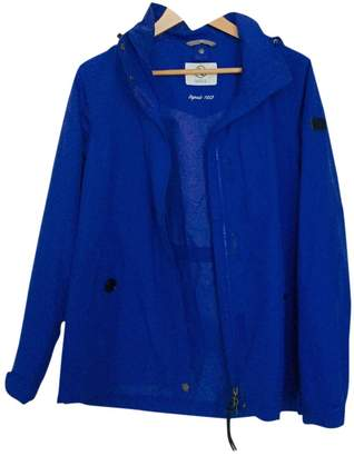 Aigle Navy Jacket for Women