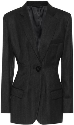 ATTICO Virgin wool blazer