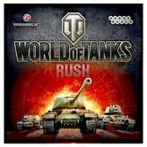 Asmodee World of Tanks Rush Card Game