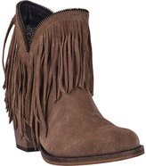 Dingo Women's JuJu Fringe Ankle Boot DI7454