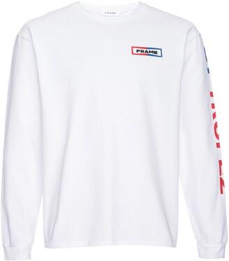 Frame La Plage Long Sleeve T-Shirt