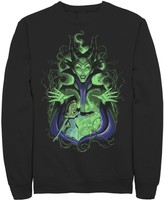 Disney Men's Sleeping Beauty Ultimate Gift Poster Sweatshirt