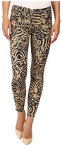 7 For All Mankind The Ankle Skinny in Royal Leopard