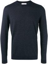 Brunello Cucinelli striped jumper - men - Cotton - 52