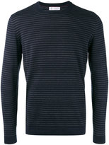 Brunello Cucinelli striped jumper - men - Cotton - 54