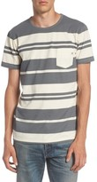 Quiksilver Men's Lokea Stripe Pocket T-Shirt