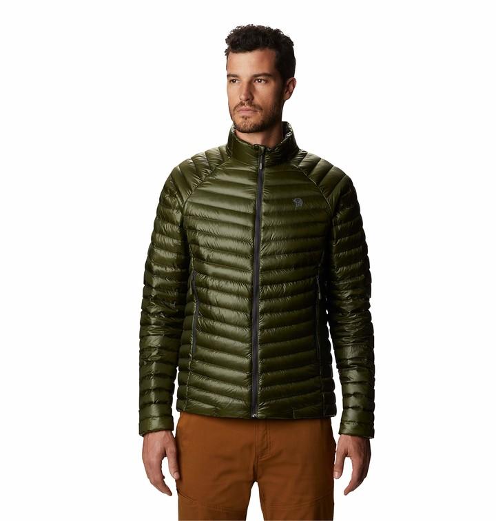 Mountain Hardwear Ghost Whisperer 2 Jacket - SS20 - L Green