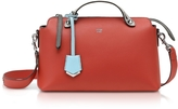 Fendi By The Way Regular Bloody Mary Leather Satchel Bag