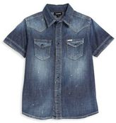 Diesel Boy's Denim Shirt