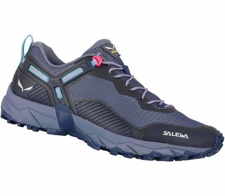 Salewa WS Ultra Train 3 Trail Running Shoes Women's Blue (Navy Blazer/Maui Blue) 4 UK