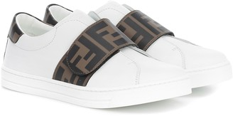 Fendi Leather sneakers
