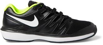 Nike Tennis Air Zoom Prestige Rubber And Mesh Tennis Sneakers