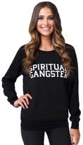 Spiritual Gangster Varsity Boyfriend Sweatshirt