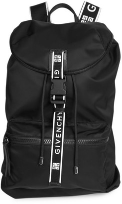 Givenchy Logo Backpack