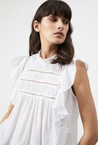 Thumbnail for your product : Witchery Lace Trim Blouse