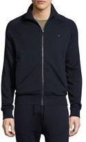 Ralph Lauren Zip-Front Jogger Track Jacket, Blue