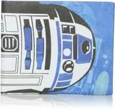 Star Wars Dynomighty Men's Mighty Wallet R2-D2, Multi