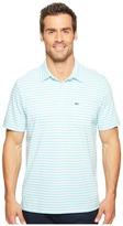 Vineyard Vines Pin Stripe Jersey Polo Men's T Shirt