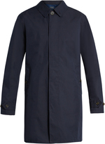 Polo Ralph Lauren Single-breasted cotton-blend trench coat