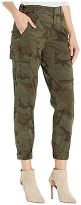 Sanctuary Commander Cargo (Mineral Camo) Women's Casual Pants