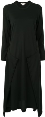 Comme des Garcons Double Sleeves Sweater Dress