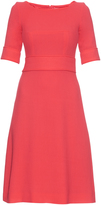 Goat Berkley wool-crepe dress