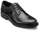 Rockport Essential Details Wingtip Oxfords Casual Male XL Big & Tall