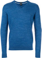 HUGO BOSS long sleeved sweatshirt