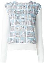 Olympia Le-Tan printed sweatshirt