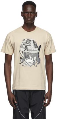 Neighborhood Beige Jun Inagawa Edition NHJI-2 T-Shirt