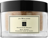 Jo Malone Geranium & Walnut Body Scrub
